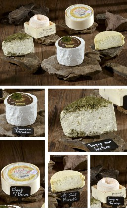 assortiment 5 fromages