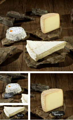 Assortiment 3 fromages de Louis