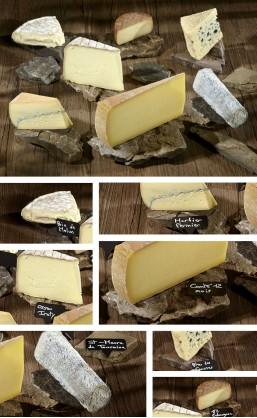 Assortiment 7 fromages de Jean