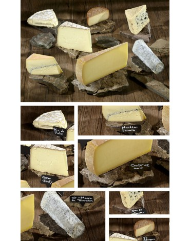 Assortiment 7 fromages de Jean