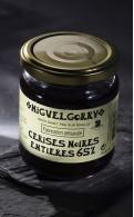 Confiture Cerises noires entières - Tomme de Brebis
