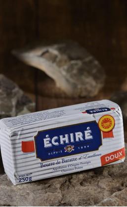 Beurre de baratte doux - Echiré