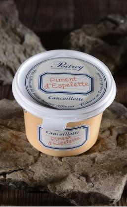Cancoillotte piment Espelette