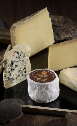 Assortiment 5 fromages les plus demandés
