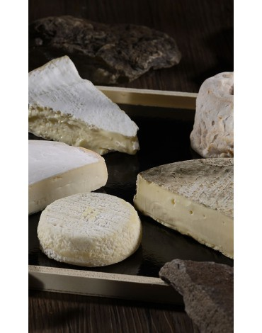 Assortiment 5 fromages Pouillot n°1