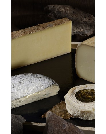 Assortiment 4 fromages Pouillot n°2