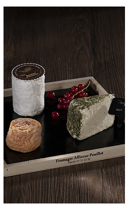 Assortiment fromages 4 personnes 350g