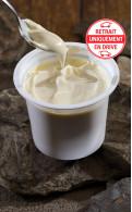 Crème crue fermière (Drive Ecrevolles uniquement)