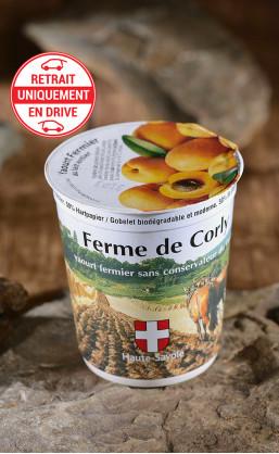 Yaourt fermier Corly (Drive Ecrevolles uniquement)